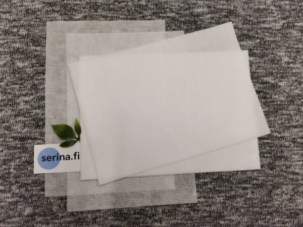 Lisäsuodatinsettejä voit tilata kymmenen kappaleen pakkauksissa.